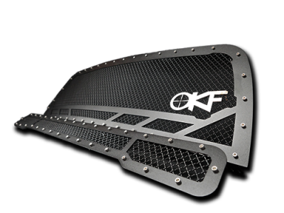 2013-2015 4th gen grille combo